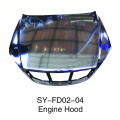 FORD MONDEO 2004-2006 HOOD