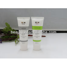 cosmetic plastic tubes and lids