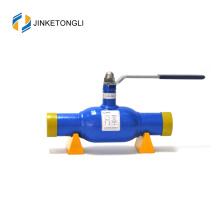 El nuevo diseño 1inch dn20 dn50 maneja la válvula de bola de cobre amarillo para las ventas al por mayor