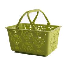 высококачественные бытовые продукты пластичной впрыски vegetable корзина сталь прессформы прессформа цена, завод пластмасс