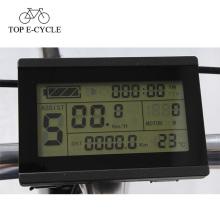 Pantalla LCD de la exhibición eléctrica de la bicicleta para eBicycle
