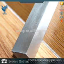 202 Polished stainless steel bar square