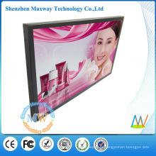 monitor opcional do lcd de 42 polegadas do brilho alto com porta de HDMI