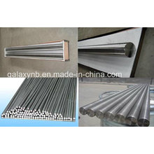 High Accuracy Pure Titanium Bars