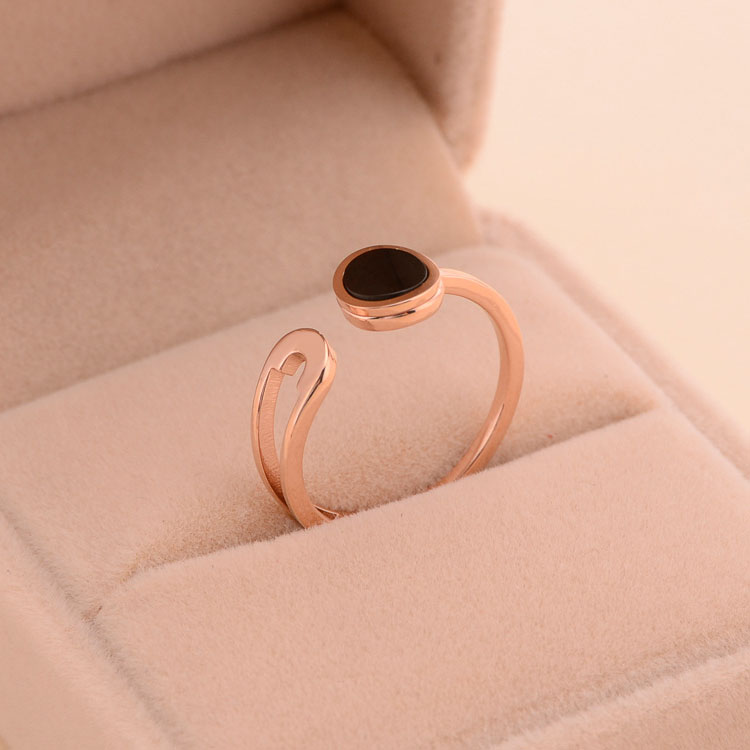 Cheap Rings Rose Gold