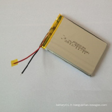 3.7V 4000mAh 606090 Li-Polymer Rechargeable Battery pour Table PC