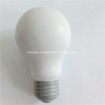 Promotional Electric Bulb Shape Stress Ball