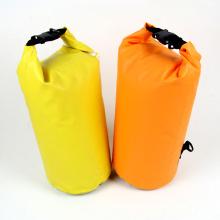 Outdoor Camping 10 Liter PVC wasserdichter Rucksack Trocken Taschen (YKY7241)