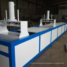 Máquina de pultrusión de GRP Perfil de fibra de vidrio de FRP