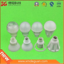 Plastic LED Light Lamp Housing Cusomtized