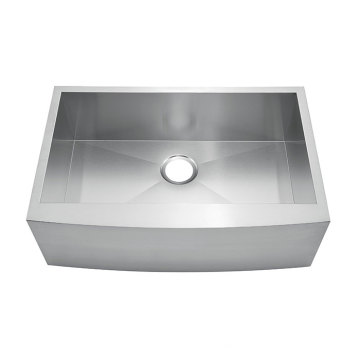 242010S Undermount Hand Made Overlap Sink