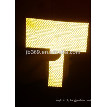 high visibility 3M reflective sticker sheets