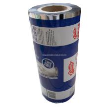 Film en plastique d'emballage de poudre de lait / sac de poudre de noix de coco / film d'emballage de poudre