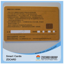 Contact IC Card with ISO7816 Chip for Loyalty Management