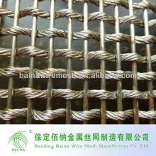 Продаем декоративную сетку из нержавеющей стали для шкафов