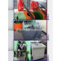 Hochwertige CZ Wechselbare automatische Pfirsich-Rollenformmaschine