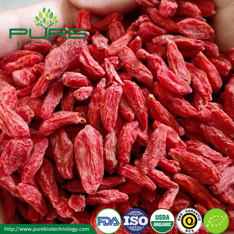 280/50g Organic Certified Goji Berries