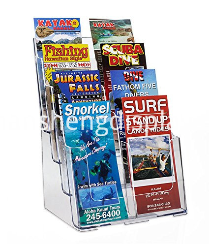 Acrylic Brochure Display Stands