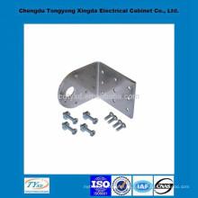 china direkte fabrik top qualität iso9001 oem benutzerdefinierte aluminium l halterung