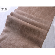 Upholstery Suede Fabric for Sofa