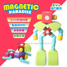 EVA Magnetic Block Construction Toy Educational Toy