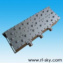 RF DMR PDT Cavity Duplexer