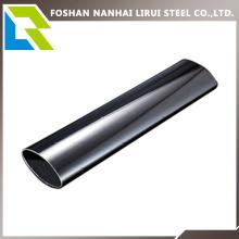 304 / 304L / 316 / 316L Овальная трубка из нержавеющей стали
