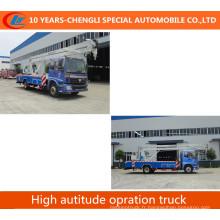 Camion plate-forme haute Foton 4X2 à bon prix