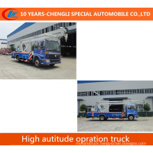 Foton 4X2 High Platform Truck with Good Price