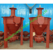 Floatation Mining Centrifugal Froth Pump for Mining Selection (4RV-ZJF)