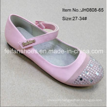 Diamond Princess Shoes Kids Single Shoes Girl Dance Shoes (JH0808-65)