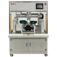 Machine d'assemblage automatique de boucle