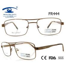 Klassische Stil Metall Gläser Rahmen (FR444)