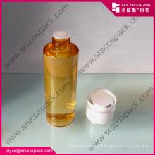 Nice Packaging Empty PET Cosmetic Oil Bottle