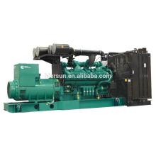 High Voltage 2250kva 1800kw com Cummins Power Generation C2500 D5A-10.5KV