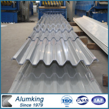 1050/1070/1200/1100/1235 Corrugated Aluminum Sheet Plate for Roofing