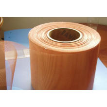 Red Copper Square Wire Mesh (crimped)