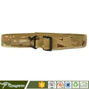 Custom Army Polyester Fabric Belt