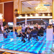 heavy duty exhibition floor tiles made of aluminium frame and easy to set up