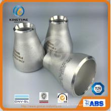 Нержавеющая сталь монтаж бесшовных концентрических редуктор с ISO9001: 2008 (KT0021)