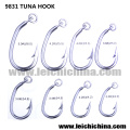 Silver Top Quality Tuna Hook