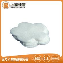 Almofadas de algodão sem fiapos cosméticos para rosto e unhas