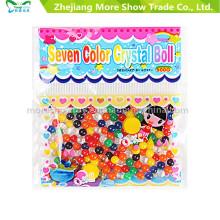 Grânulos de água de cristal para Orbeez SPA Refill brinquedo de crianças sensorial