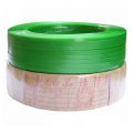 High quality painted packing automatic pet green polyester roll pallet band pp plastic price strapping
