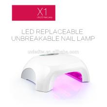 УФ LED УФ-лампой 36W 818 профессиональный ногтей гель для ногтей Сушилка УФ-отверждения ногтей Лампа
