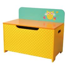 Hölzernes Spielzeug-Aufbewahrungs-Spielzeug-Kasten-Bank-Kasten-Kind-Möbel-Spielzeug-Kasten-Dekoration-Kasten-Speicher-Fall