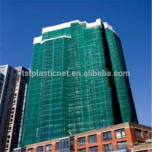 Fabrication durable de sécurité d'échafaudage pour la protection de bâtiment de grande hauteur