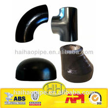 China ansi b16.9 a234 wpb pipe fitting