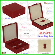 2014 New Products Jewelry Stand Box with Dividers Storage