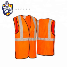 Reflective Fluorescent Security Vests For Sale